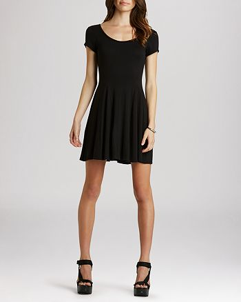 BCBGeneration - Fit and Flare Dress