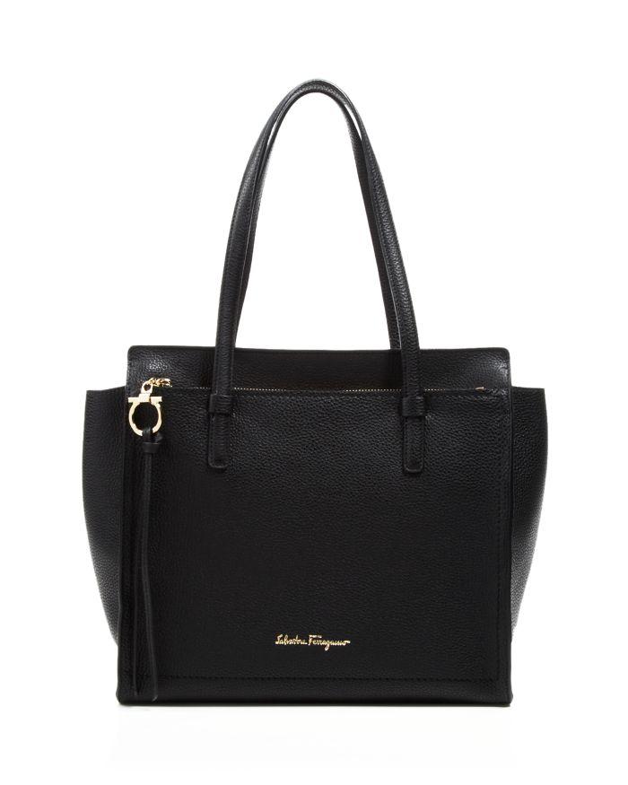 Salvatore Ferragamo Amy Medium Leather Shoulder Bag  | Bloomingdale's
