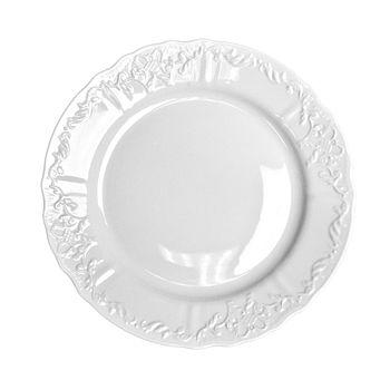 Anna Weatherley - Simply Anna White Dinner Plate
