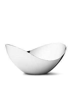 Georg Jensen - Bloom Tall Bowl, Large