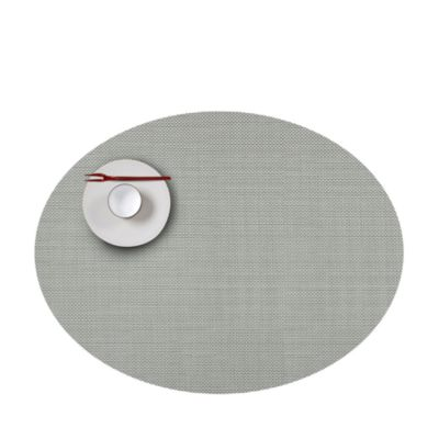$Chilewich Mini Basketweave Oval Placemat - Bloomingdale's