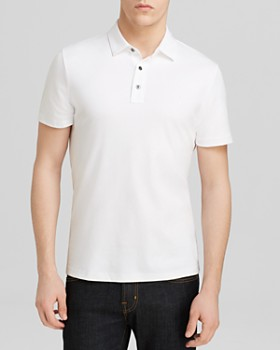 Michael Kors - Sleek Slim Fit Polo Shirt