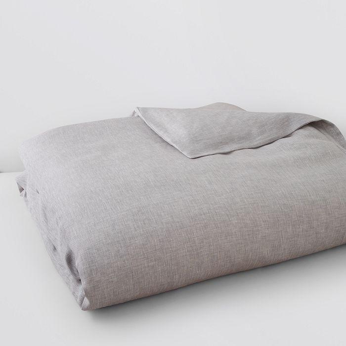 Matouk - Terra Linen Twill Duvet Cover, King