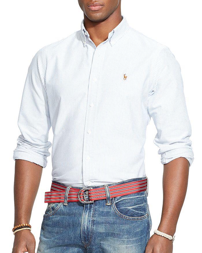 Polo Ralph Lauren - Multi-Striped Oxford Shirt - Classic Fit