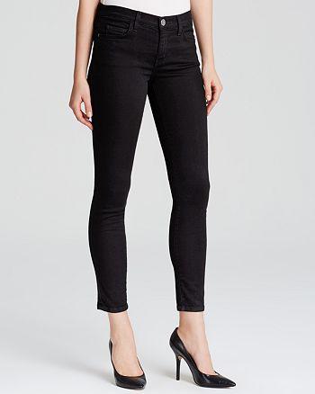 Current/Elliott - Jeans - The Stiletto in Jet Black