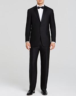 Hart Schaffner Marx - Basic Black Classic Fit Tuxedo - 100% Exclusive
