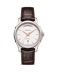 Hamilton Jazzmaster Day Date Automatic Watch, 40mm - Bloomingdale's_0