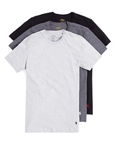 Polo Ralph Lauren Slim Fit Crewneck Tee, Set of 3 - Bloomingdale's_0