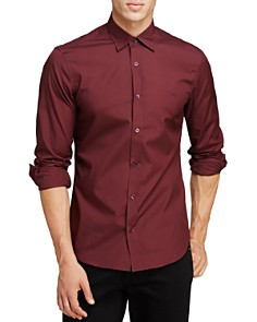 Burberry Cambridge Slim Fit Button-Down Shirt - Bloomingdale's_0
