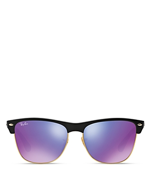fc4e2566b2 EAN 8053672436501 product image for Ray-Ban Mirrored Clubmaster Sunglasses