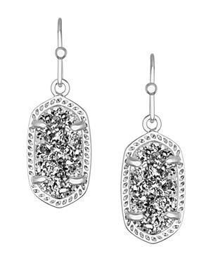 Kendra Scott Lee Agate Drop Earrings