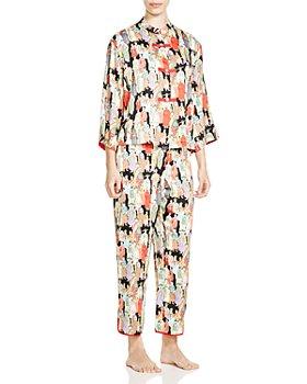Natori - Dynasty Mandarin Pajama Set