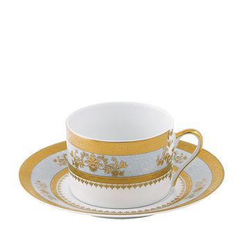 """Philippe Deshoulieres - """"Orsay"""" Tea Saucer"""