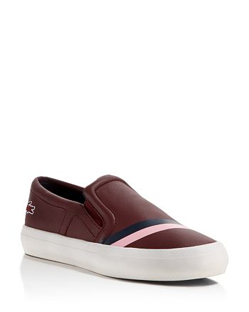 Lacoste - Rene Slip-On Sneakers