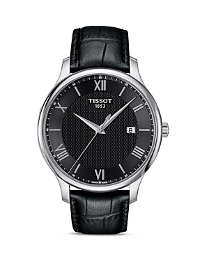 Tissot Tradition Men's Quartz Watch, 42mm