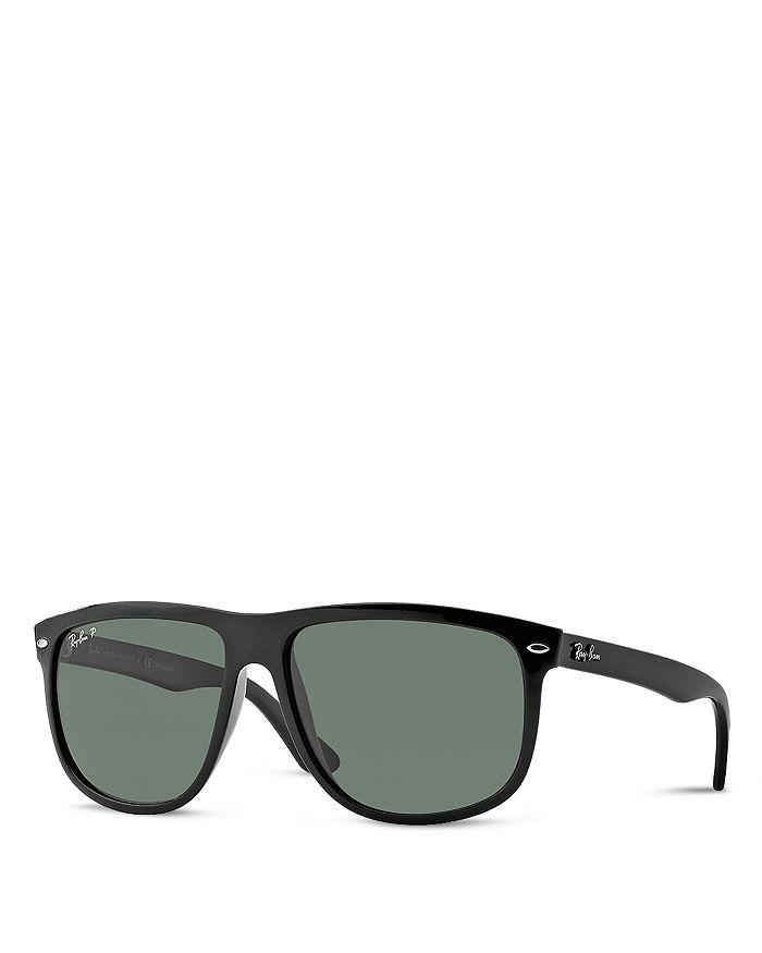 80fe7bbc776 Ray-Ban - Unisex Polarized Square Sunglasses