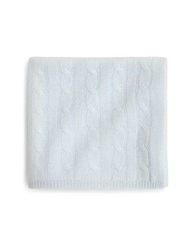 Bloomie's - Infant Boys' Cable-Knit Blanket - 100% Exclusive