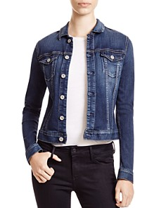 AG - Robyn Denim Jacket in Torrent
