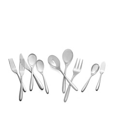 Nambé Bend 45-Piece Flatware Set - Bloomingdale's Registry_0