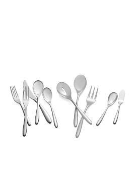 Nambé - Bend 45-Piece Flatware Set