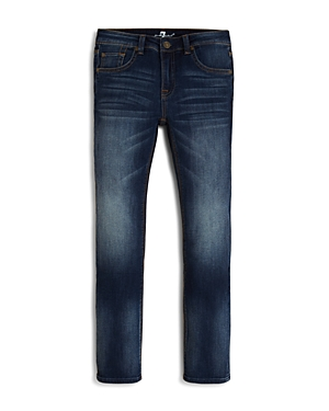 7 For All Mankind Boys Slimmy Jeans  Little Kid