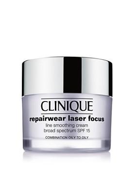 Clinique - Repairwear Laser Focus Line Smoothing Cream Broad Spectrum SPF 15