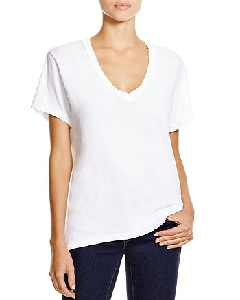 Current/Elliott - Tee - The V-Neck
