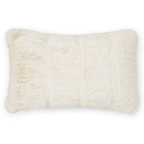 "Hudson Park Collection - Faux Fur Decorative Pillow, 12"" x 20"" - 100% Exclusive"