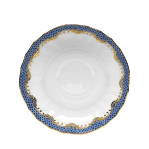 Herend Fishscale Canton Saucer