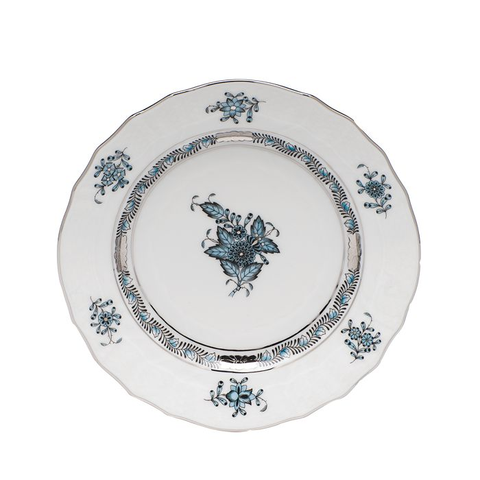 Herend - Chinese Bouquet Bread & Butter Plate