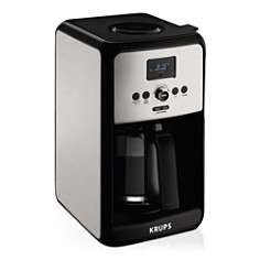 Krups - Savoy Stainless Steel Coffee Maker