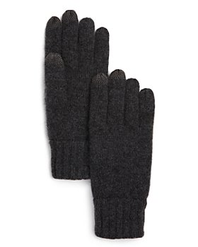 The Men's Store at Bloomingdale's - Knitted Tech Gloves - 100% Exclusive