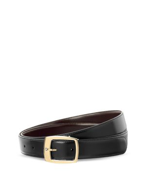 Montblanc Rectangular Star Buckle Belt thumbnail