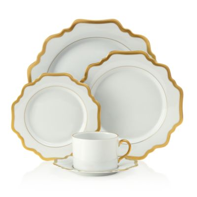 Anna Weatherly Simply Anna Antique Saucer