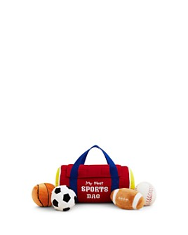 Gund - My First Sports Bag Play Set - Ages 0+