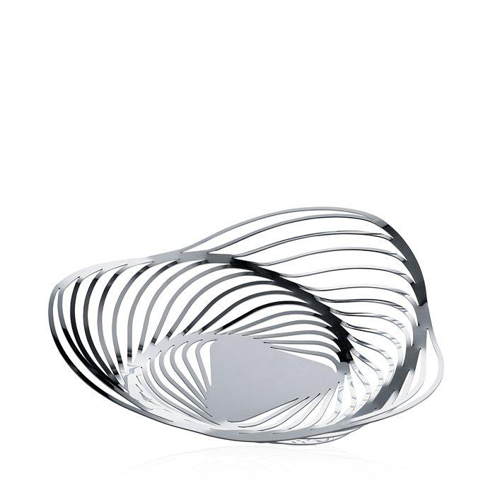 "Alessi - Adam Cornish ""Trinity"" Basket"