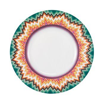 Missoni - Zigzag Flat Plate