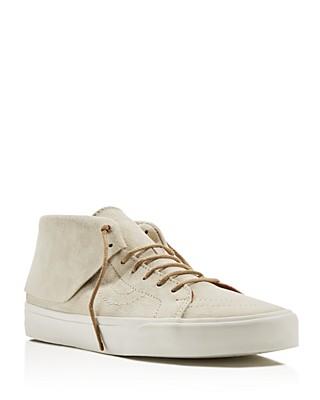73d6a03c6baa78  Vans Sk8-Mid Moc CA Sneakers - Bloomingdale s