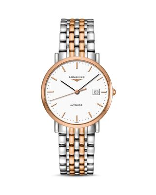 ELEGANT AUTOMATIC BRACELET WATCH, 37MM