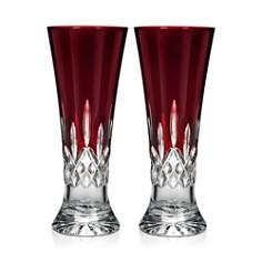 Waterford Lismore Red Pilsner, Set of 2 - Bloomingdale's Registry_0
