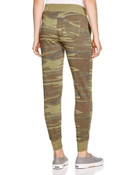 ALTERNATIVE - Camouflage Sweatpants
