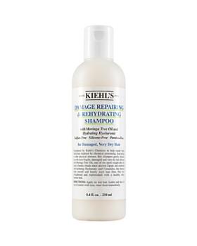 Kiehl's Since 1851 - Damage Repairing & Rehydrating Shampoo 8.4 oz.