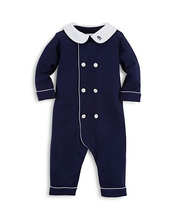 Ralph Lauren - Boys' Double Breasted Coverall - Baby