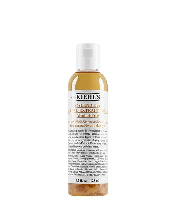 Kiehl's Since 1851 - Calendula Herbal-Extract Toner 4.2 oz.