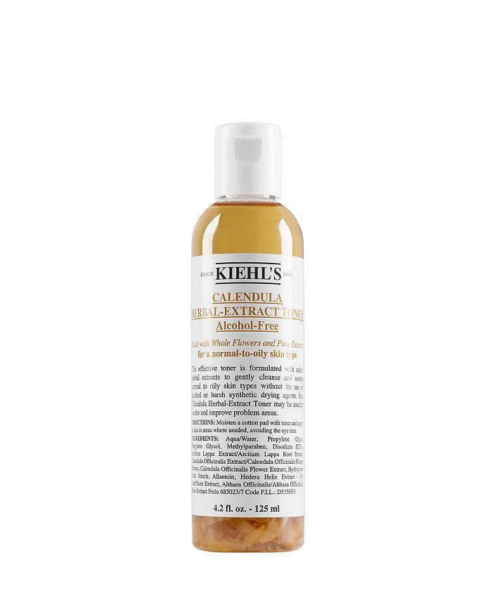 Kiehl's Since 1851 - Calendula Herbal-Extract Alcohol-Free Toner 4.2 oz.