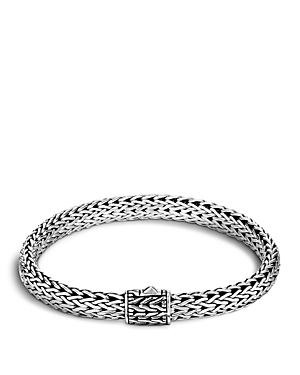 John Hardy Classic Chain Sterling Silver Small Bracelet