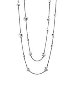 "John Hardy Sterling Silver Palu Disc Station Sautoir Necklace, 36"" - Bloomingdale's_0"