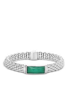 LAGOS Sterling Silver Maya Gemstone Doublet Rope Bracelets - Bloomingdale's_0