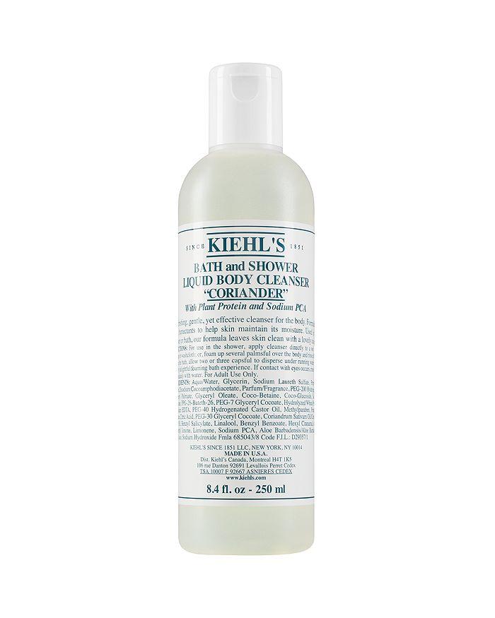 KIEHL'S SINCE 1851 Bath & Shower Liquid Body Cleanser in Coriander 8 oz.,1401221