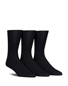 Calvin Klein Classic Dress Socks, Pack of 3 - Bloomingdale's_0
